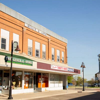 Osakis General Store Downtown